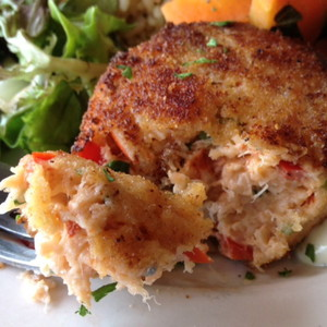 Maine Lobster Cakes