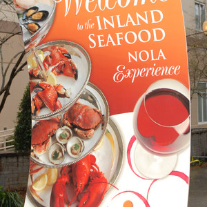 2016 Inland Seafood NOLA Experience